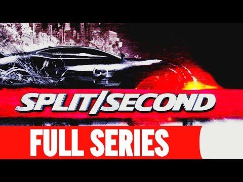 SPLIT SECOND – FULL SERIES ALL CUTSCENES THE MOVIE [GAME MOVIE]