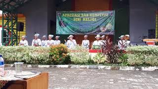 Marawis Al Munawar Juara 1 Apresiasi Dan Kompetisi Seni Religi BLK Jakbar
