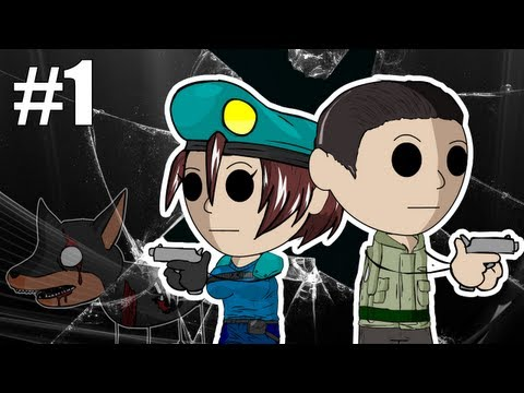 Evil Cartoon Aufreißer Resident Resident Evil