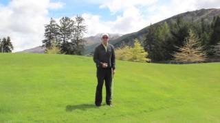 preview picture of video 'Millbrook Resort:Golf Lesson - How to hit pitch shots from the rough'