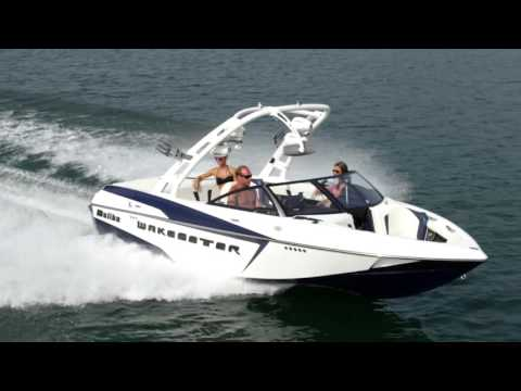 Malibu 20 VTX Ski Review Waterski