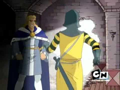 Totally Spies Season 1 Episode 4   Stuck In The Middle Ages With You Part 2/2