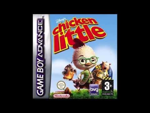 chicken little gba gameshark codes