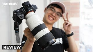 Sony 70-200mm F/2.8 GM Review   Our favourite Sony telephoto lens