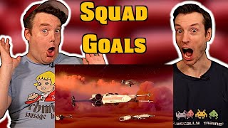 Star Wars Squadrons - Gameplay Trailer Reaction