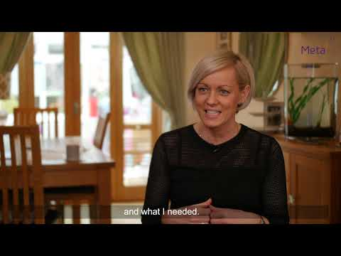 Katie Hale shares the impact she has experienced with her business since working with Clare at Meta4 Business Coaching.