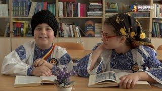 De 1 iunie copiii vorbesc despre România lor