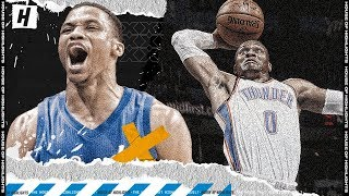 Russell Westbrook GREATEST SEASON EVER! BEST MVP Plays from 2016-17 NBA Season!
