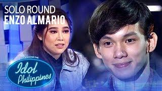 Enzo Almario - Too Good At Goodbyes | Solo Round | Idol Philippines 2019