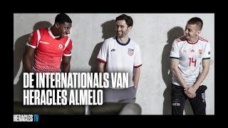 Heracles TV | De internationals van Heracles Almelo