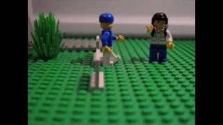 BBMAK back here Lego Music Video