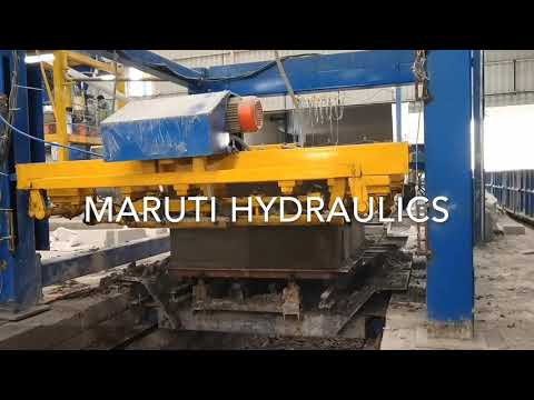 AAC Block Manufacturing Plant - Autoclave Aerated Concrete