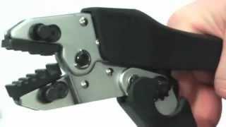 211690 Обжимной инструмент  X-Crimp (Haupa)