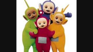 Teletubbies Theme - Sped Up