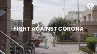 Bahria Town Fights Against Corona Pandemic