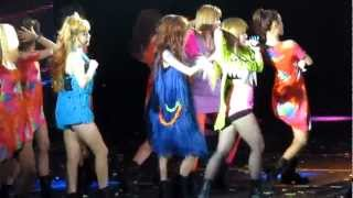Let's Go Party - 2NE1 New Evolution Tour NJ 120817