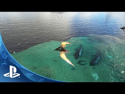 ARK: Survival Evolved - Announcement Trailer | PS4 thumbnail