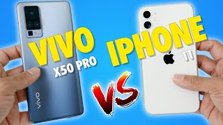 vivo X50 Pro vs Apple iPhone 11 Camera Comparison: Which Is Best And What Else You Should Know?