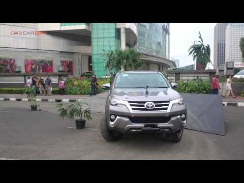 Toughest Test of Fortuner 2016