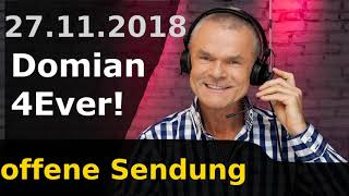 Domian4Ever 2018-11-27 📻