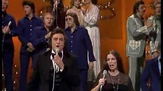 "Johnny Cash ""Children, Go Where I Send Thee"" 1977"