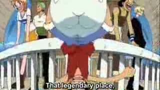 One Piece Opening 1  We Are English