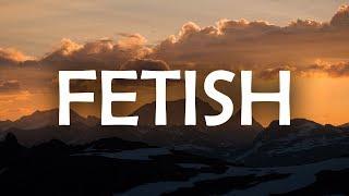 Selena Gomez - Fetish (Lyrics / Lyric Video) (Galantis Remix) ft. Gucci Mane