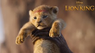 The Lion King trailer 1