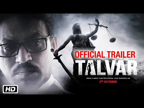 Talwar Official Trailer Irrfan Khan Konkona Sen Sharma