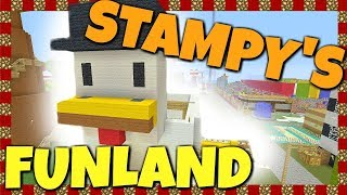 Stampy's Funland - Pretty Duck Fling