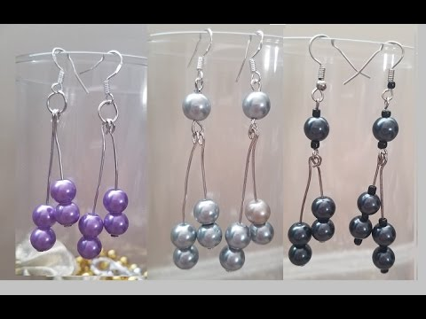 784291fd0f Aretes de perlas