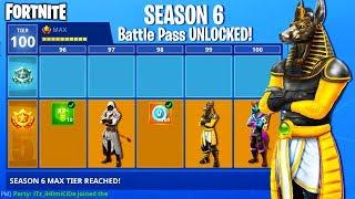 Fortnite Season 6 Battle Pass Theme 免费在线视频最佳电影电视节目