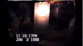 preview picture of video 'Santuário de Itapiranga: Face de Jesus que se formou na vela.'