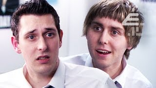 Neil's Funniest Moments! | Best Of The Inbetweeners | Series 1-3