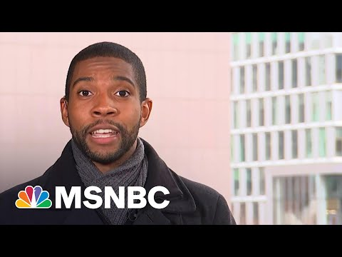Defense Asks For Acquittal In Chauvin Trial | MTP Daily | MSNBC