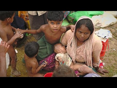Το δράμα των Ροχίνγκια στο Μπαγκλαντές και η ανθρωπιστική βοήθεια της Ε.Ε.