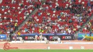 Long Jump Men -  2015 SEA Games