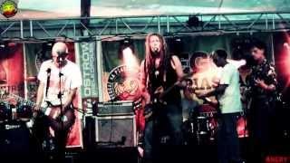 Izrael - Roots Rock Reggae (Reggae na Piaskach 2013)