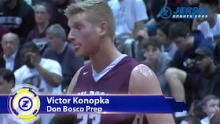 Victor Konopka | Don Bosco | 2019 JSZ All-Zone Profile