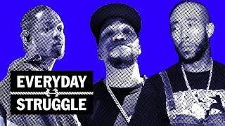Everyday Struggle - Freddie Gibbs & Curren$y LP, Over/Under Predictions for TDE, 6ix9ine, 21 Savage