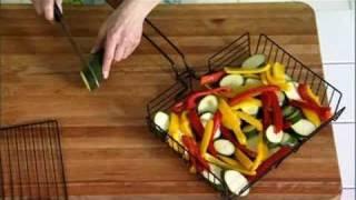 Grilled Veggies Three Ways