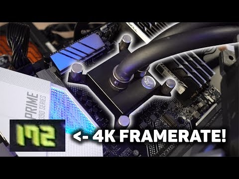 Can we 120+FPS with 2x GTX 1080Ti SLI in 4K games? ($1400