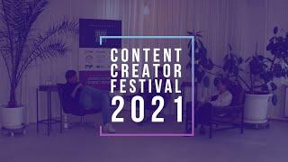 Spectyou beim Content Creator Festival 21 / CCF21 Talk: Die Krise als Chance mit Spectyou und Bennos Project