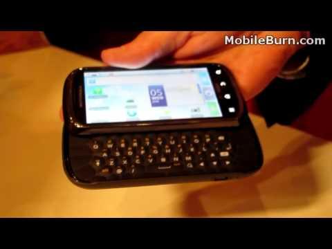 Anteprima video Motorola Cliq 2