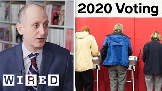 Voting Expert Explains How Voting Technology Impacts the 2020 Election | WIRED
