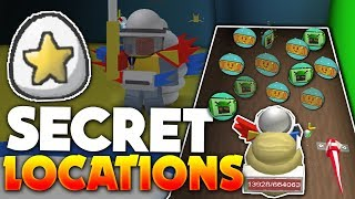 ALL *NEW* SECRET GIFTED EGG & TICKET LOCATIONS! (FREE) - Roblox Bee Swarm Simulator (Update)