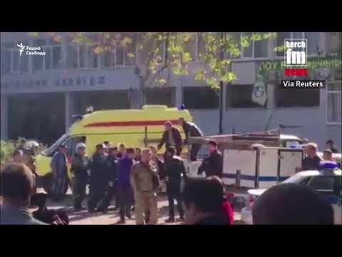 Взрыв в Керчи: десятки погибших