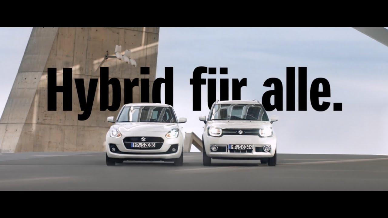 Suzuki Hybrid / Hybrid für alle.