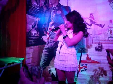 DaNica Performing at SIZE @ Here Lounge in West Hollywood