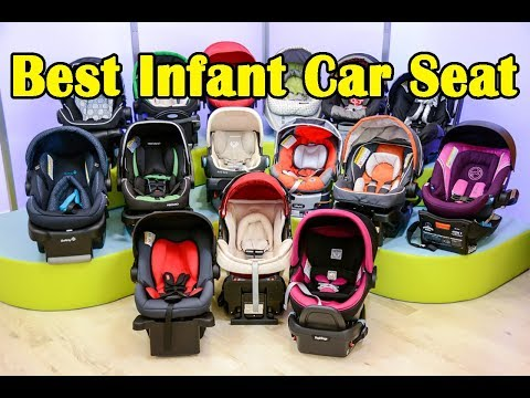Best Infant Car Seat 2017 – Top 3 Infant Car Seat To Buy